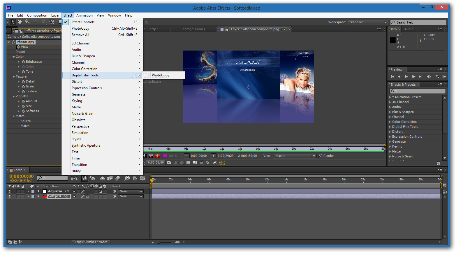 Digital Film Tools Releases PhotoCopy 2.0 and reFine 2.0 - The Digital film tools photocopy