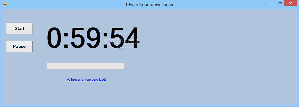 1 Hour Countdown Timer Download