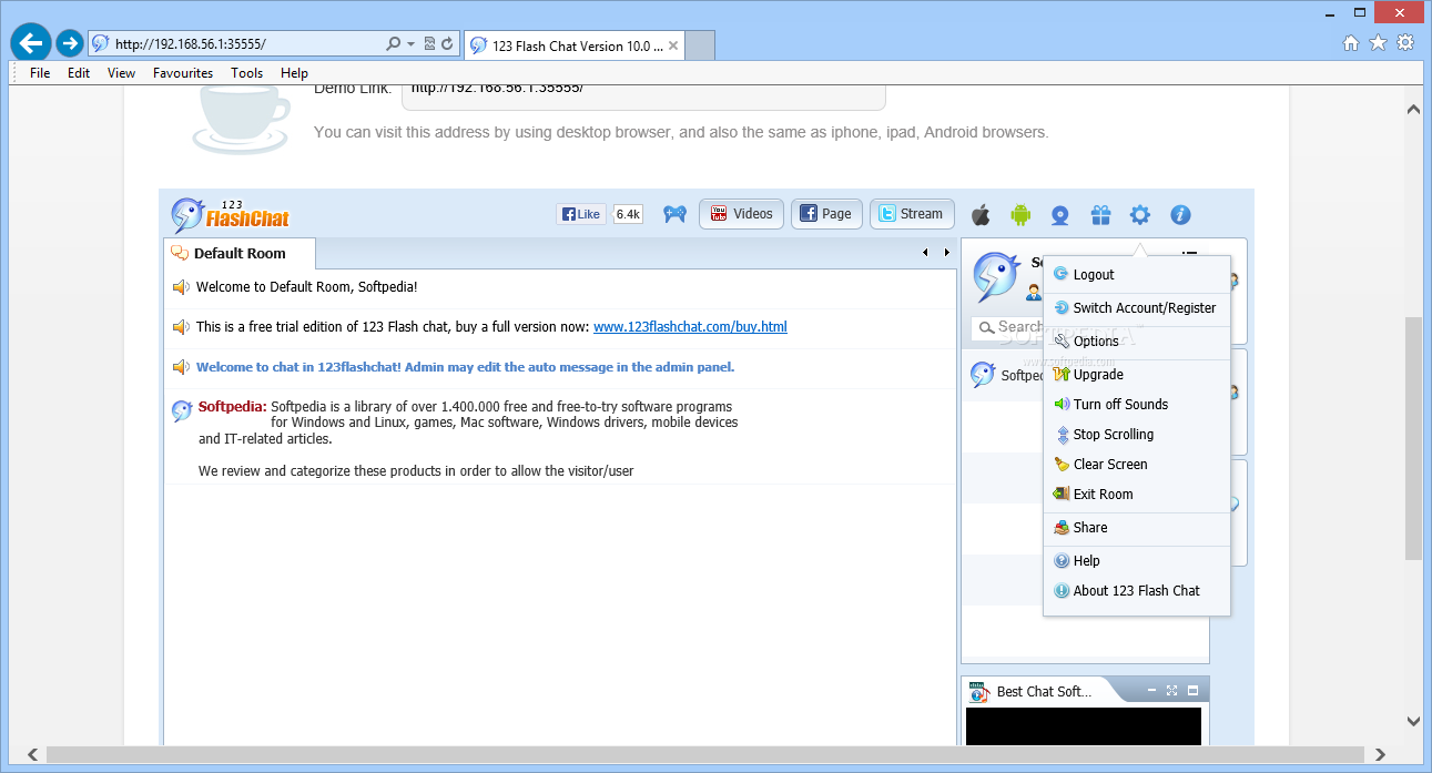 Msn Chat Room Download