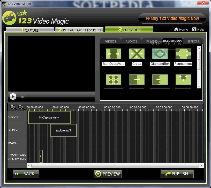 Amazing Chroma Key Image editing software