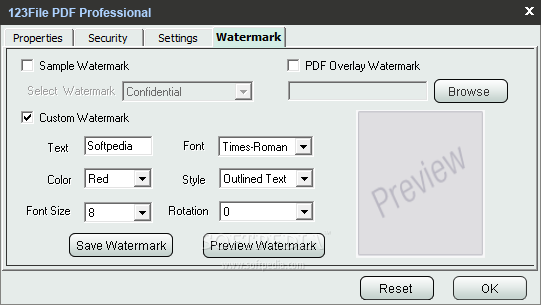 File PDF Professional (free version) download for PC