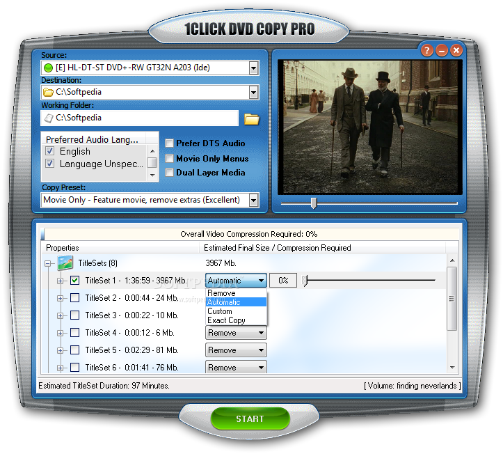 1 click dvd copy 5.1.1.5 serial