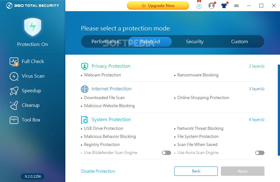 Download 360 Total Security 10 6 0 1207