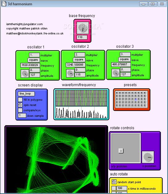 Download 3D Harmonium 1 0
