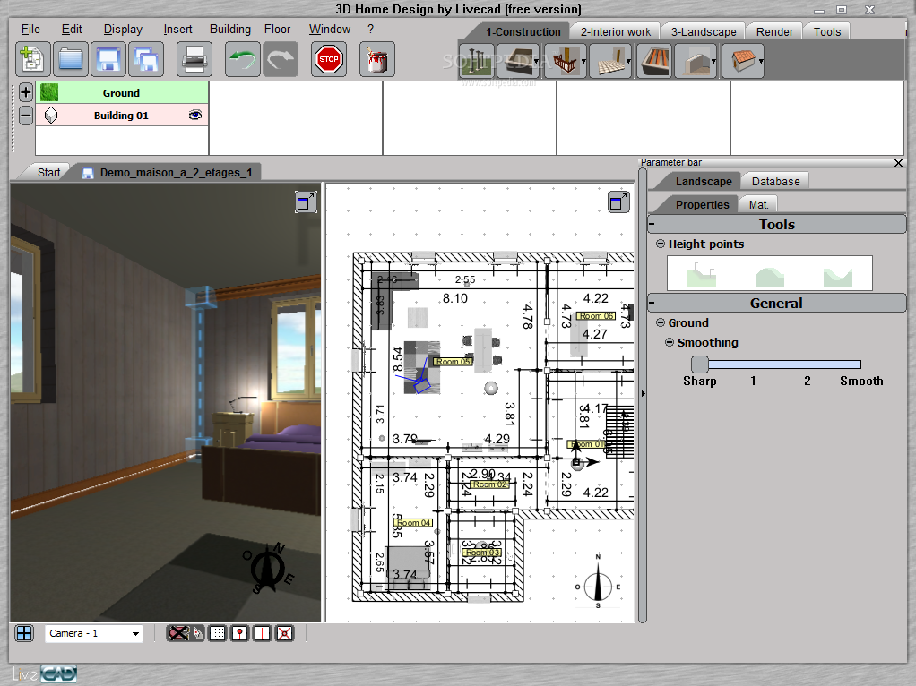 Download 3D Home Design 3.1