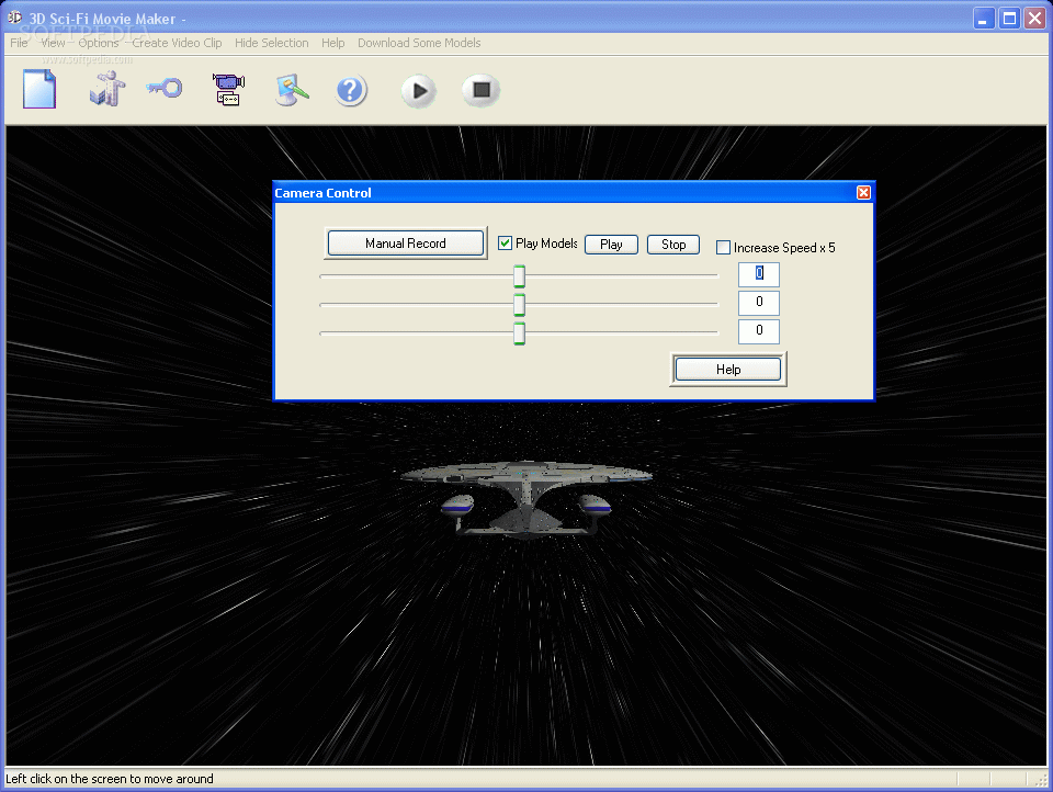 Download 3D Sci-Fi Movie Maker 2.17 incl Crack Serial/Keygen
