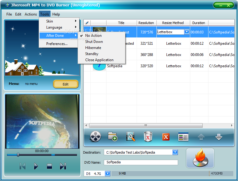 how to change dvd to mp4