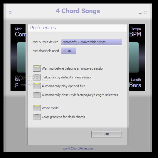 Download 4 Chord Songs 1.1