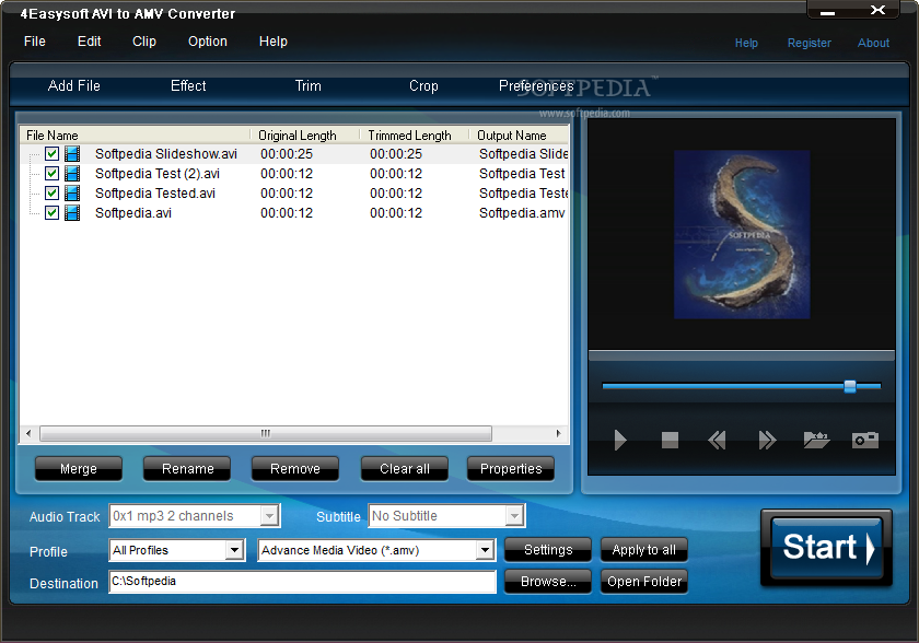 avi to amv converter free download