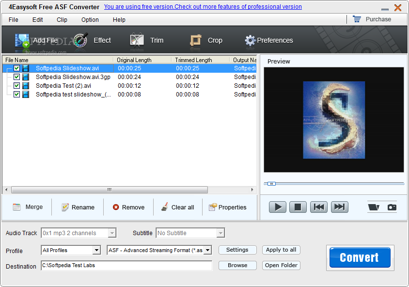 Video file download software free