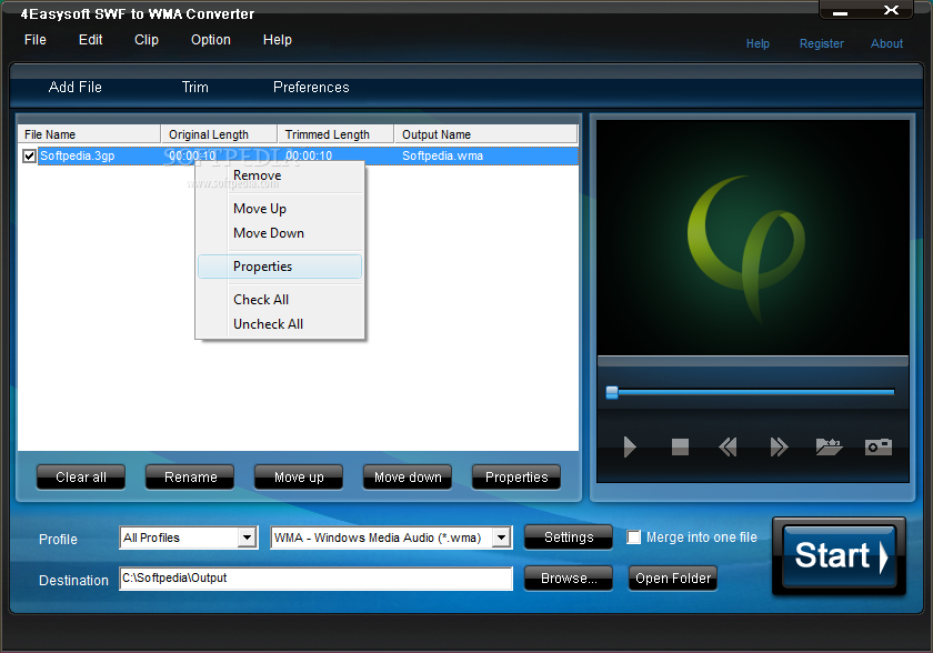 how to play swf file in android webview