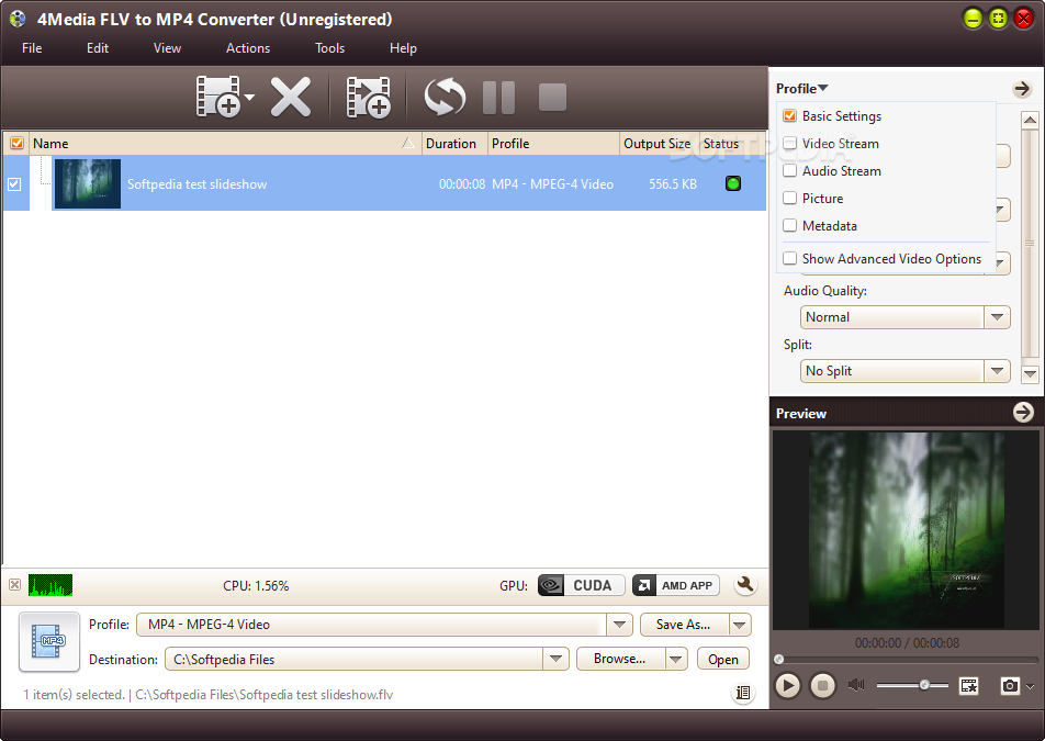 How to Convert WMV to MP4 with Ease - Wondershare