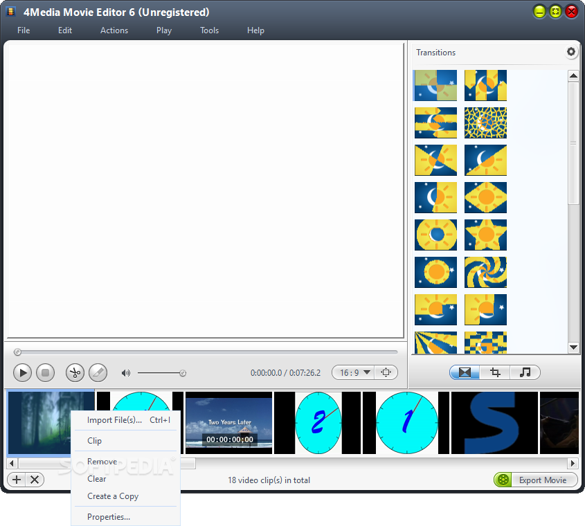 Movavi Video Editor With crack torrent