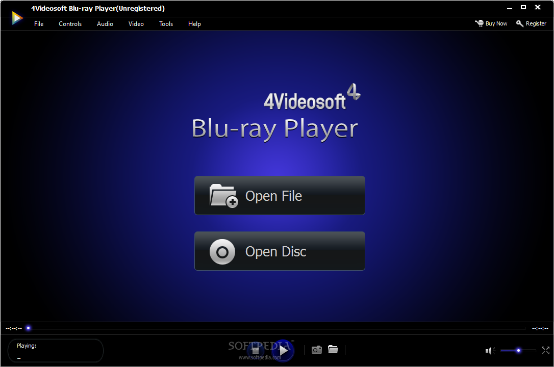 blu ray player for windows free