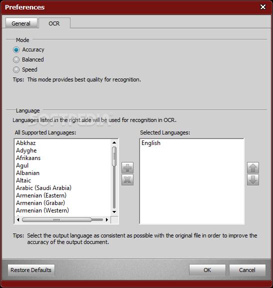 Download 4Videosoft PDF to Word Converter 3 2 16