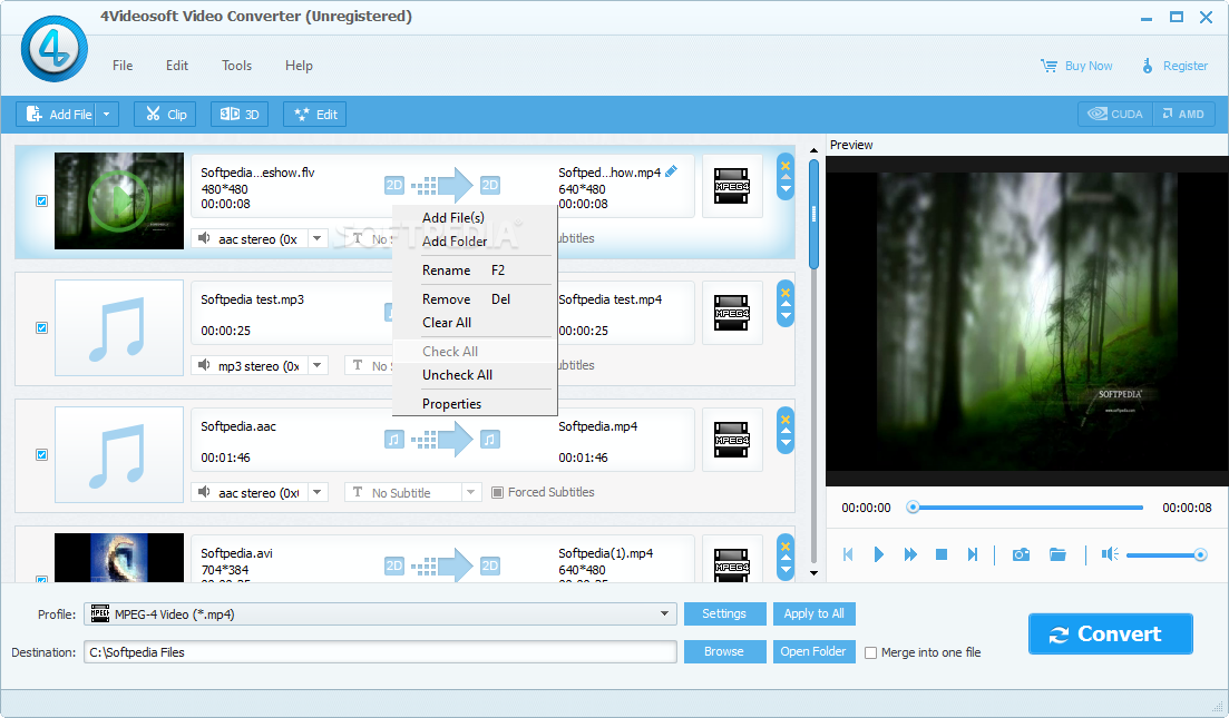 Download 4Videosoft Video Converter 7.2.20