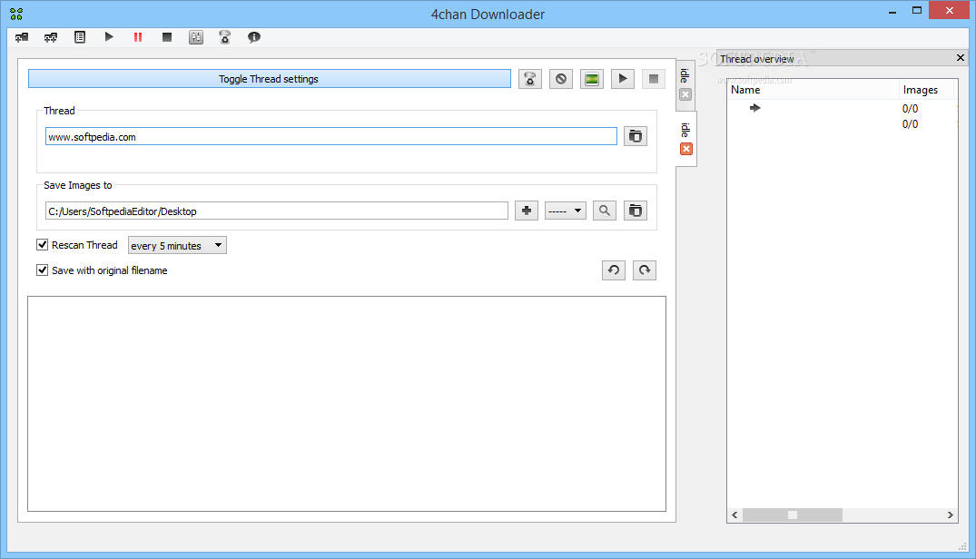 Download 4chan Downloader 1.7.0