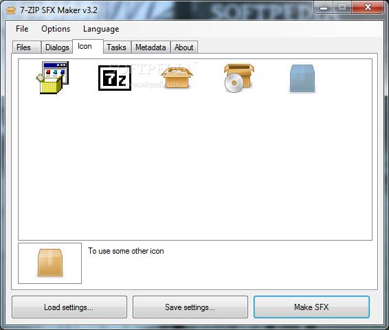Download 7-ZIP SFX Maker 3 3