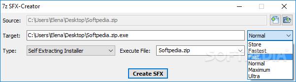 SFX TÉLÉCHARGER 7Z