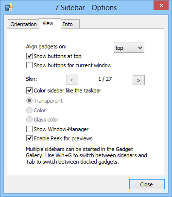 Download 8GadgetPack 29 0 0