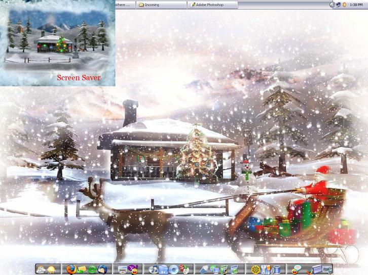 download themes christmas