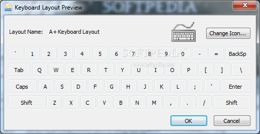 Download A+ Keyboard Layout 1 0