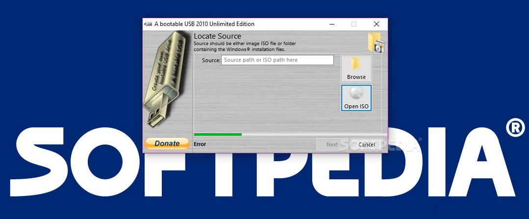 Download A Bootable USB 0 9 6 508 Beta