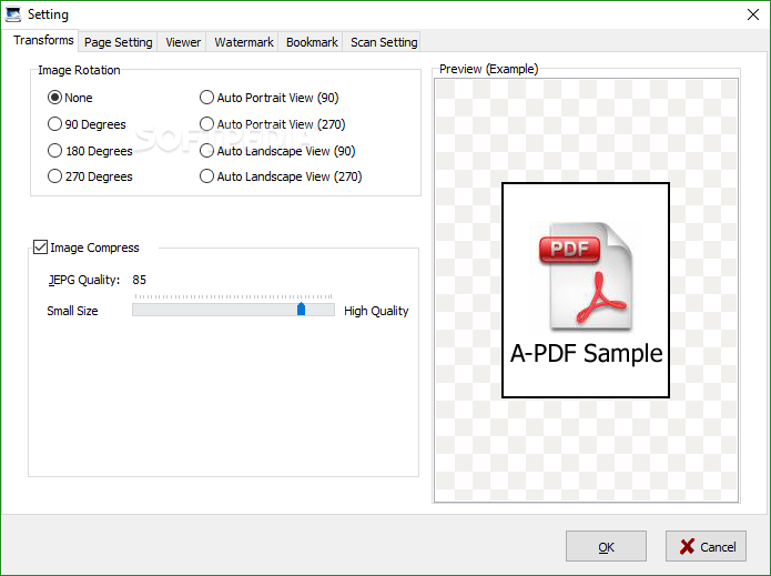 how to scan and send pdf documents using windows 7