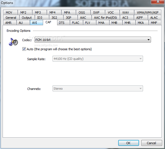 Download AAC MP3 Converter 4 3 Build 1296
