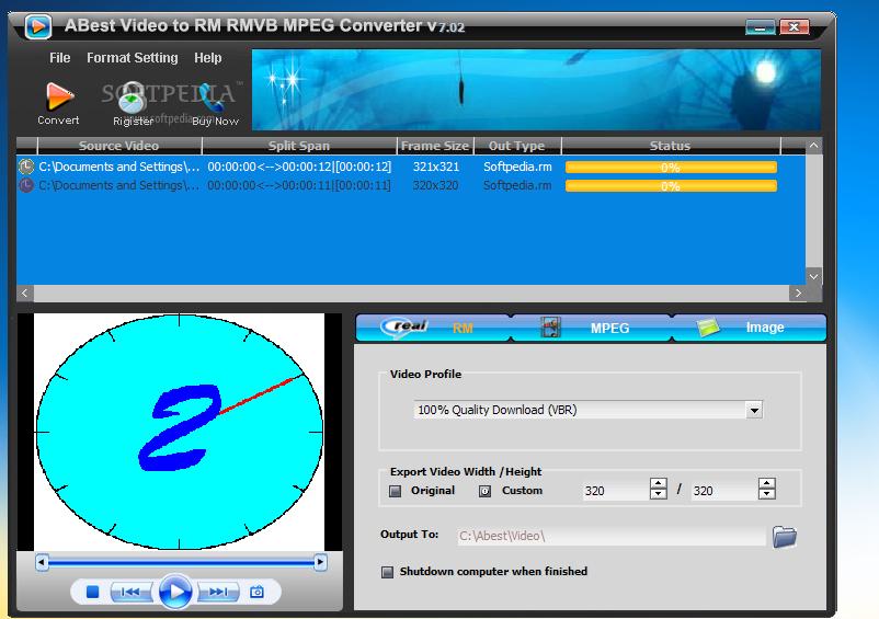 River Past MPEG-4 Booster Pack v2.5.1 英文正式版(視頻和音頻插件軟體)