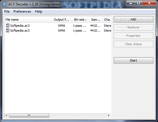 Download AC3 Decoder 1 2 6