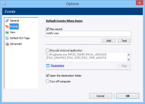 how to play aiff files on windows