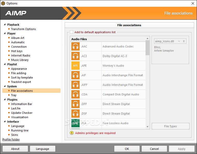 Download Aimp 4 51 Build 2084 4 60 Build 2113 Beta
