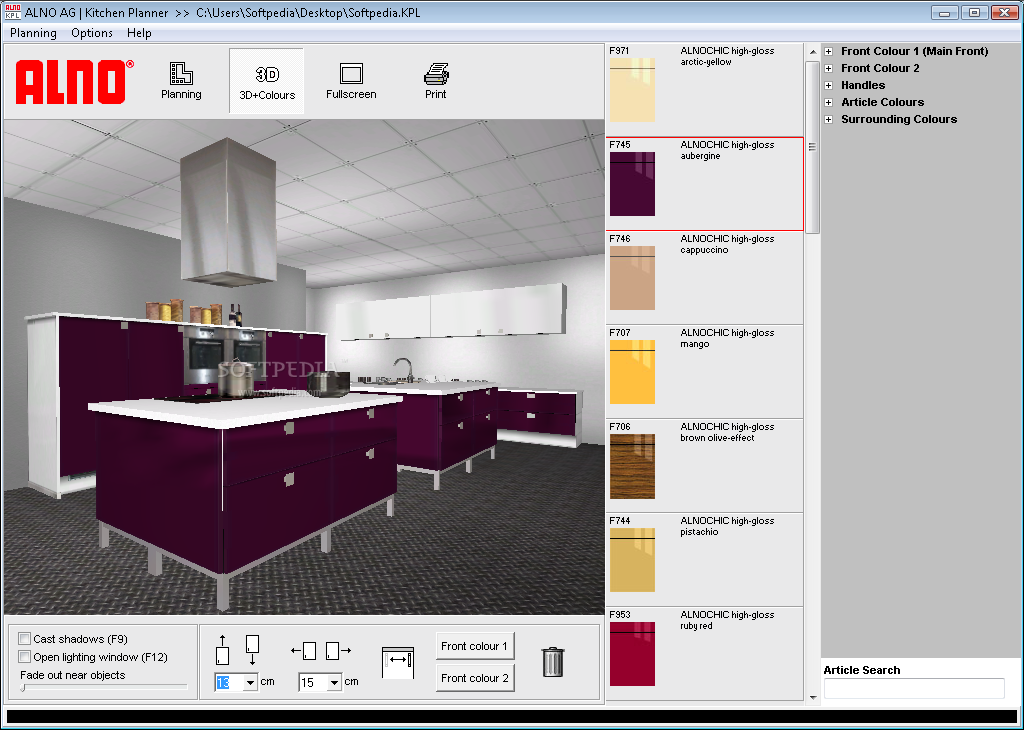 alno ag kitchen planner download softpedia