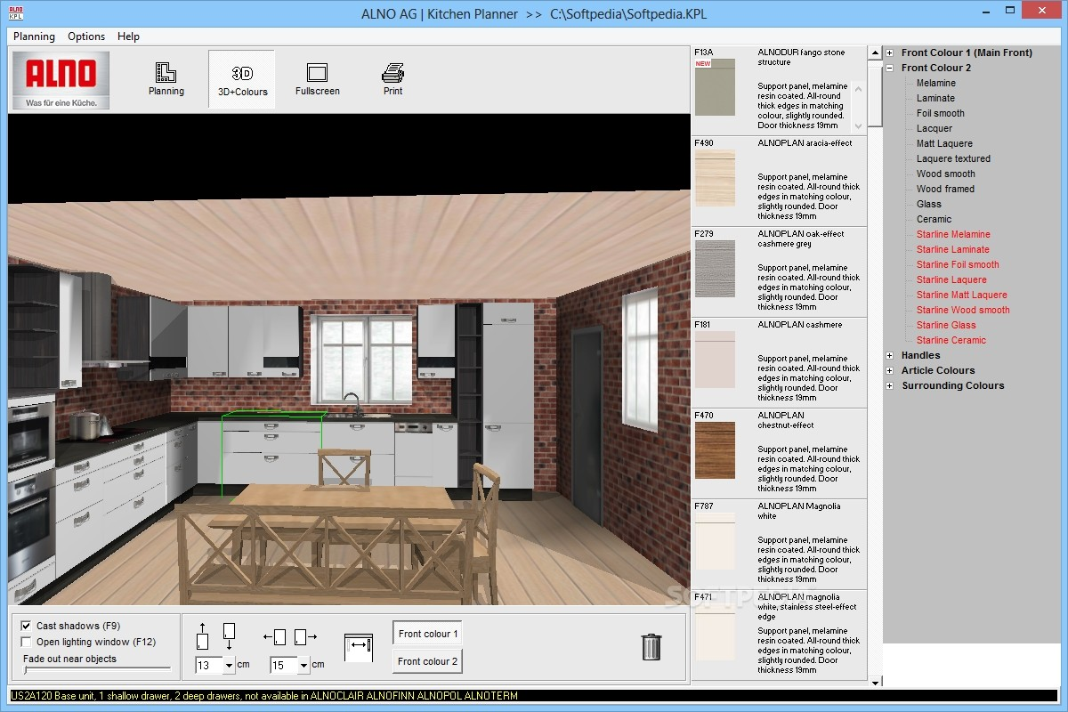 Download alno ag kitchen planner 17b for Bathroom planner