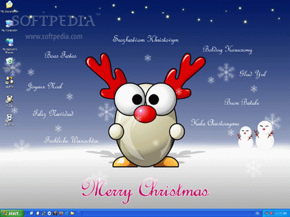 Christmas Wallpapers on Altools Christmas Desktop Wallpapers Screenshots  Screen Capture