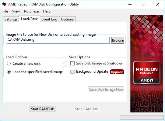thaiphoon_Download AMD Radeon RAMDisk 4.4.0 RC 36