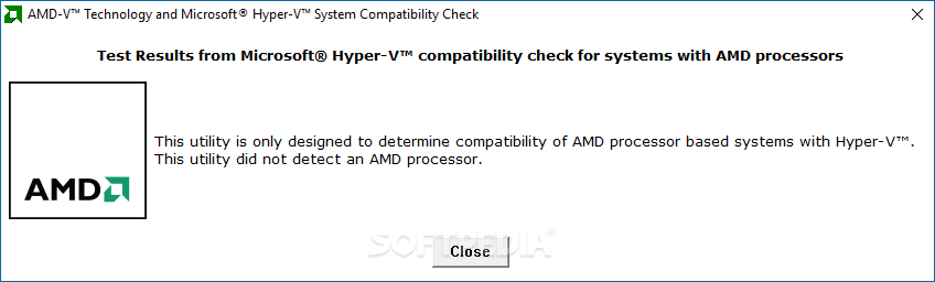 Download AMD Virtualization Technology and Microsoft Hyper-V System