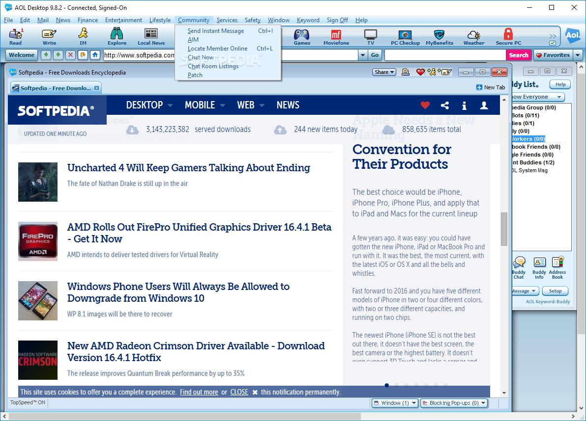 AOL 9.8.2