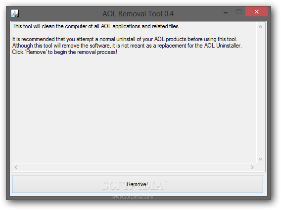 How To Uninstall Aol Desktop For Mac