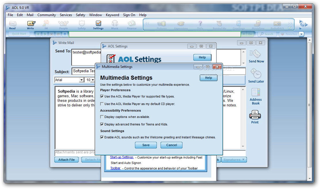 Download aol 9. 0 optimized.