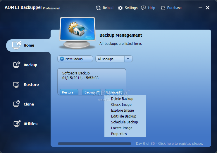 DL Free For Macos AOMEI Backupper Professional 4.0.6 ...