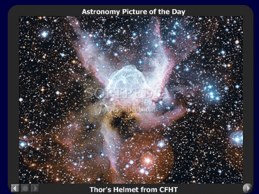 Windows10up.com Download Free Displays the Astronomy Picture of the Day on your desktop