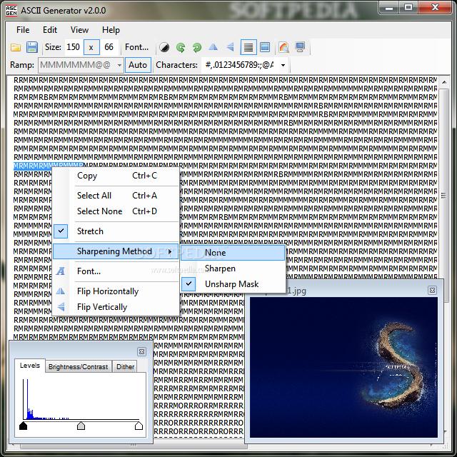 Download ASCII Generator dotNET 2 0 0