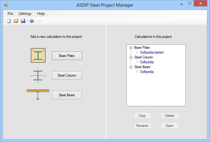 Download ASDIP Steel 4 4 1