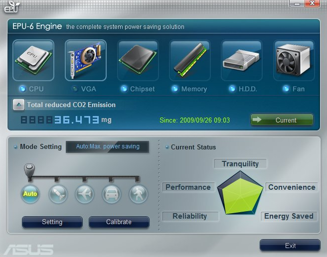 DRIVER FOR ASUS EPU-SIX ENGINE