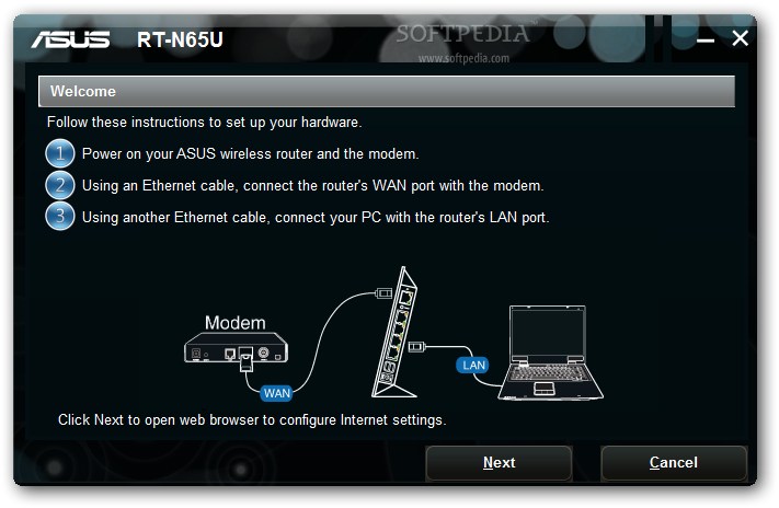 Asus RT-N65U Wireless Router Linux
