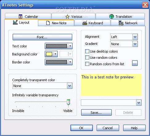 atnotes windows 7