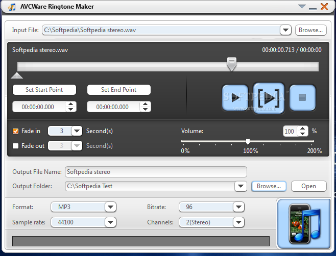 AVCWare Ringtone Maker Download