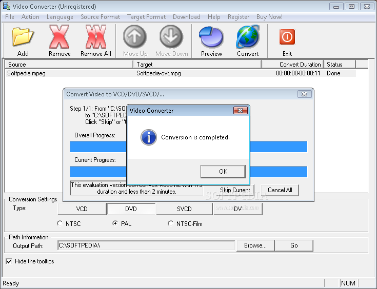Convert VCD to MP3, free download VCD to MP3 converter